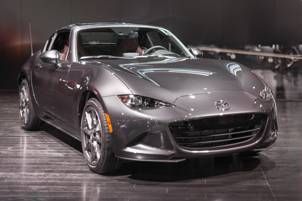 The 2017 Mazda MX-5 Miata: Drive Your Passion