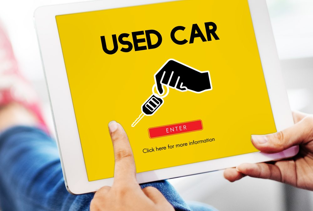 how to find used cars online