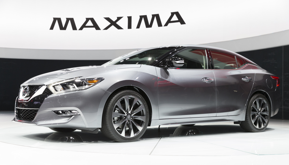 2018 Nissan Maxima: Check Out One of the Best Sedans on the Car Market