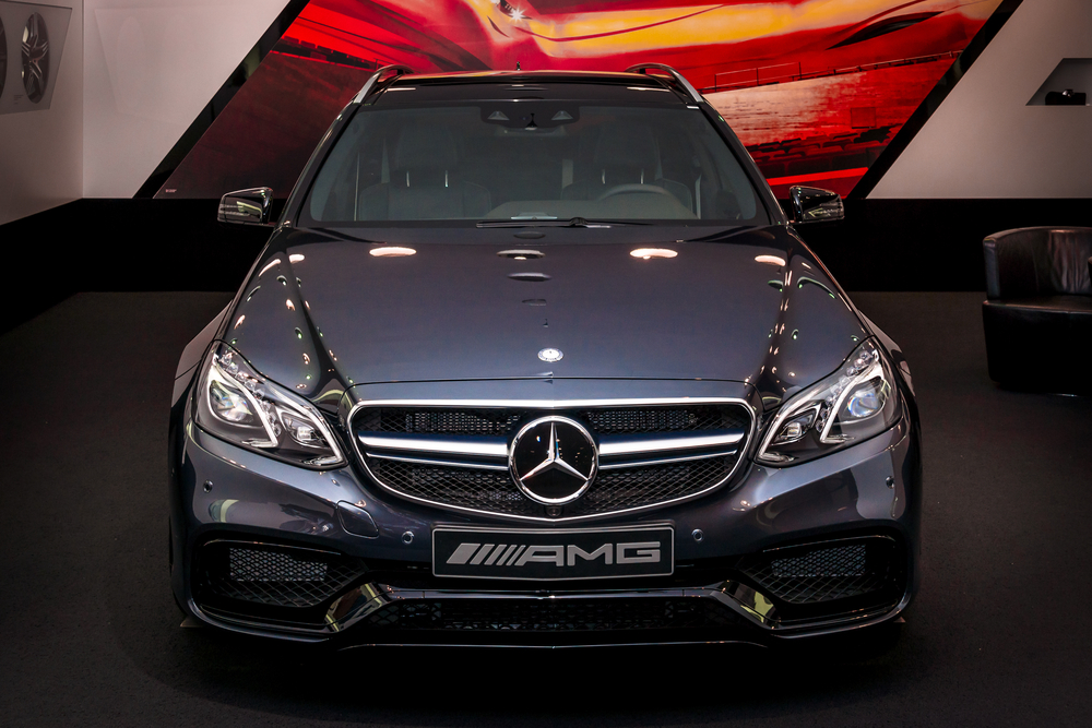 The Magnificent Mercedes E63 AMG: Beauty and Brawn Collide