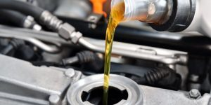 car oil change